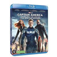 Captain America 2 : Le soldat de l'hiver Blu-ray