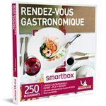 SMAR Coffret cadeau Smartbox Rendez-vous gastronomique