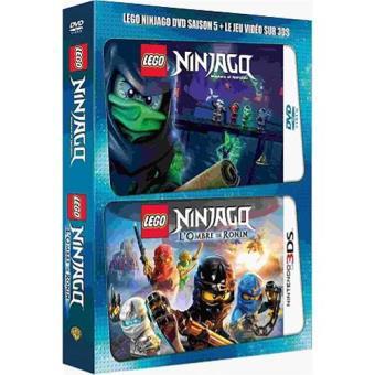 Lego ninjago saison 5 et un jeu vid o dvd dvd zone 2 - Lego chima saison 2 ...