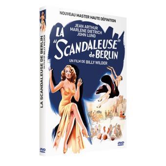 LA SCANDALEUSE DE BERLIN  - DVD-FR