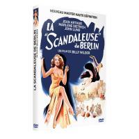 La Scandaleuse de Berlin DVD