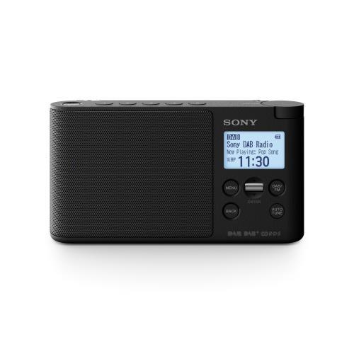 Radio portable Sony XDR S41DBP DABDAB+FM Noir