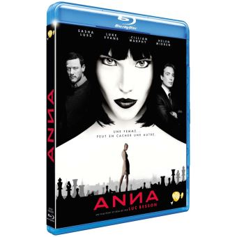 Anna Blu-ray