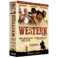 Coffret Western Volume 3 DVD
