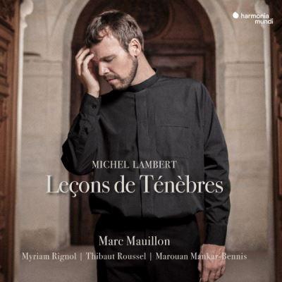 Michel LAMBERT (1610-1696) Lecons-de-Tenebres