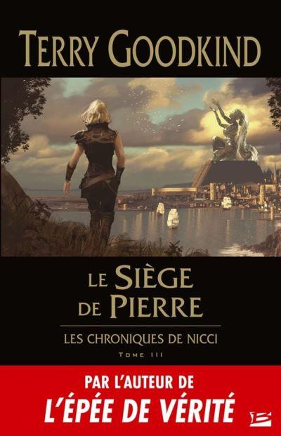 Le Siège de pierre - Les Chroniques de Nicci, T3 - 9791093835273 - 14,99 €
