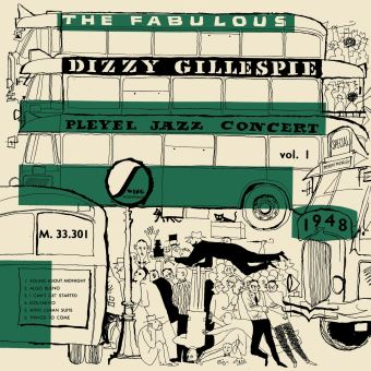 PLEYEL JAZZ CONCERT 1948 VOL.1/LP