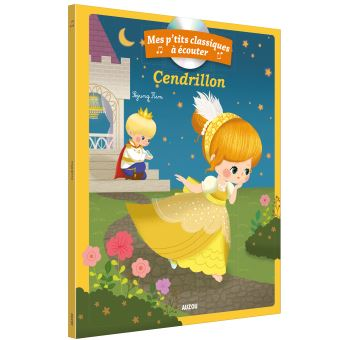 CendrillonCendrillon + cd  (nouvelle edition)