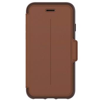 coque cuir marron iphone 7