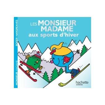 Monsieur MadameLes Monsieur Madame aux sports d'hiver