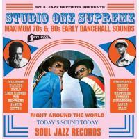 Studio one supreme maximum 70 s and 80 s early dancehall