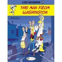 Lucky Luke - tome 39 The Man from Washington