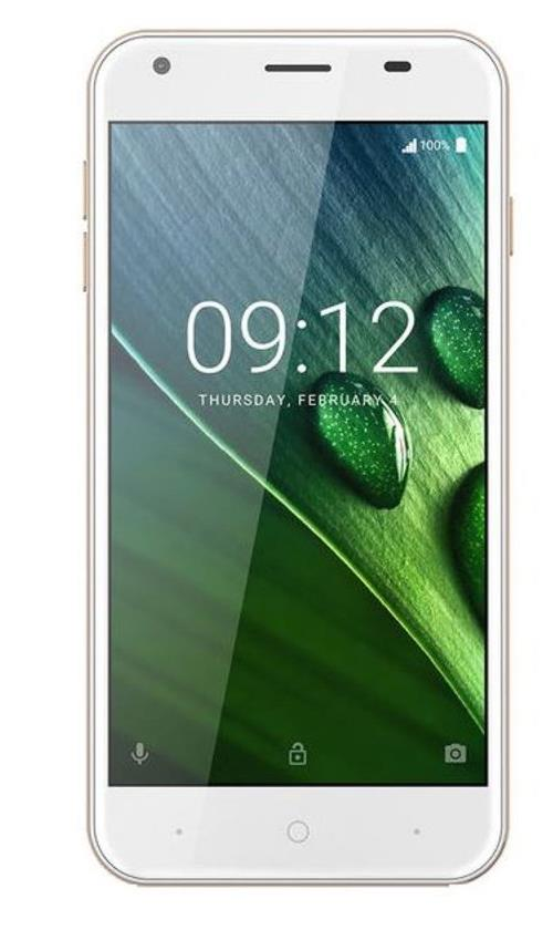 ACER Z6 LIQUID GOLD DUAL SIM 4G 5´´ 8GB 82MP