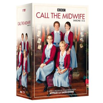 Call the MidwifeCoffret Call the Midwife Saisons 1 à 6 DVD