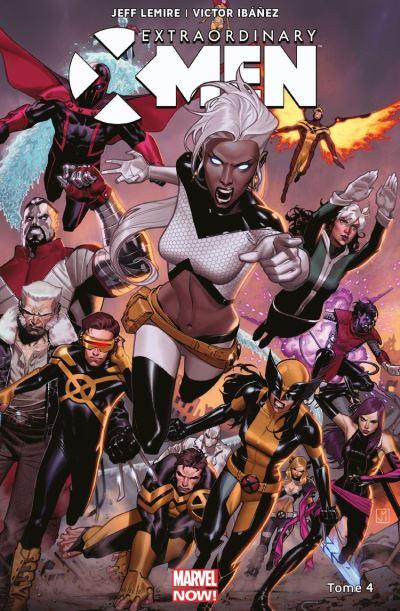 Extraordinary X-Men T04 - Inhumains vs X-Men - 9782809481822 - 12,99 €