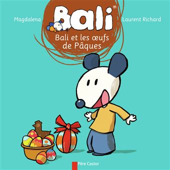 BaliBali et les oeufs de Pâques
