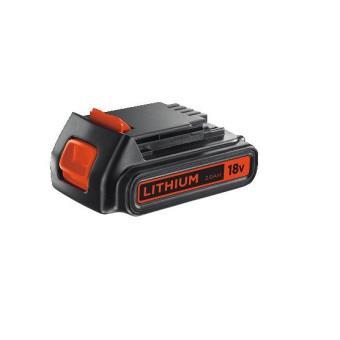 5 sur batterie lithium black decker 18v 2ah chargeur batterie socle achat prix fnac. Black Bedroom Furniture Sets. Home Design Ideas
