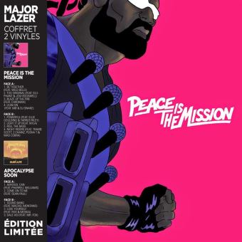 Peace is the mission/apocalypse soon