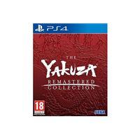 The Yakuza Remastered Collection UK PS4