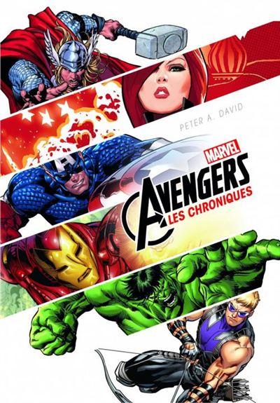 Avengers : Les chroniques