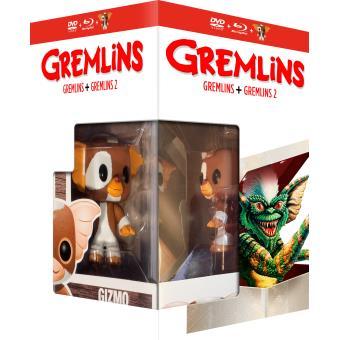 Coffret Gremlins 2 films Combo Blu-ray + DVD