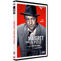 Maigret tend un piège DVD