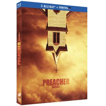 PreacherPreacher Saison 1 Blu-ray