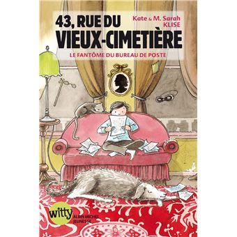 43, rue du Vieux Cimetière43, RUE DU VIEUX-CIMETIERE T4- Le fantôme hante toujours deux fois