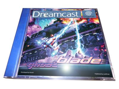 Ghost blade Dreamcast