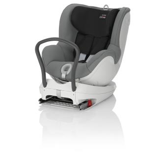 si ge auto groupe 0 1 dualfix steel grey britax r mer. Black Bedroom Furniture Sets. Home Design Ideas