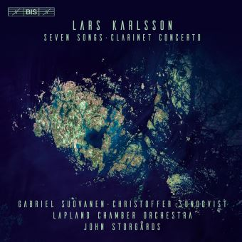 SEVEN SONGS AND CLARINET CONCERTO