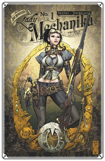 Lady Mechanika - tome 1