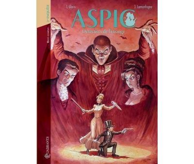 Aspic, détectives de l'étrange Intégrale 2 - T3 &
