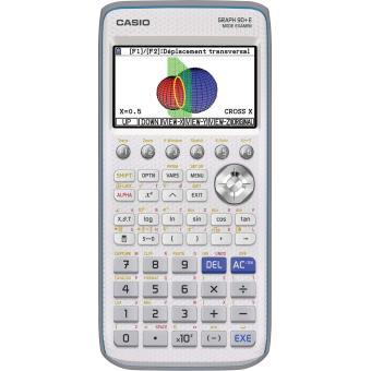 Calculatrice scolaire casio graph 90 e calculatrice for Calculatrice prix