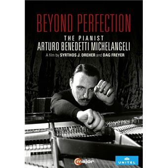 Beyond Perfection Portrait d'Arturo Benedetti Michelangeli DVD