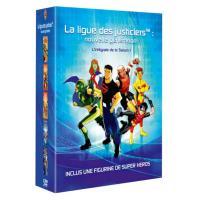 La Ligue des justiciers : Nouvelle génération Coffret de la Saison 1 - DVD ANNULATION
