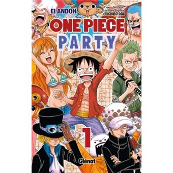 One Piece Tome 01 One Piece Party