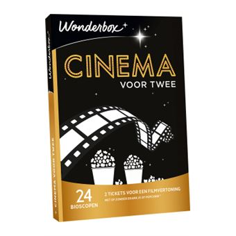 Wonderbox NL Cinema en Popcorn
