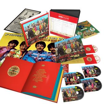 SGT.PEPPERS LONELY HEARTS CLUB BAND/6CD