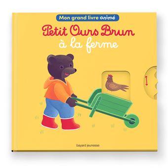 Petit Ours BrunLivre animé - Petit Ours Brun à la ferme