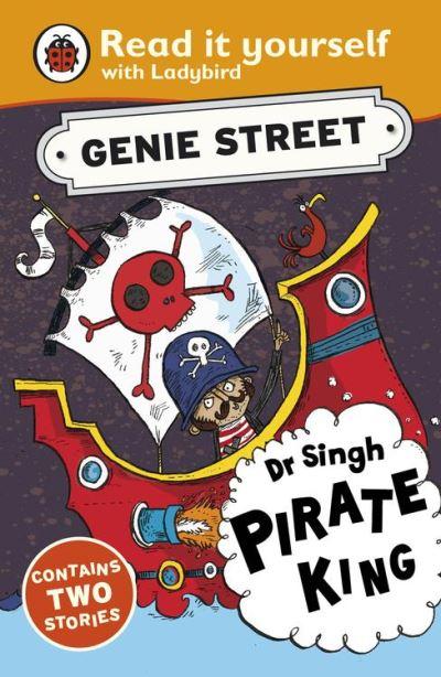 Genie street: dr. singh, pirate king