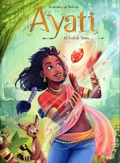 Ayati - tome 2 Et l'oeil de Yama