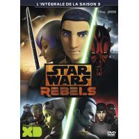 Star Wars Rebels Saison 3 DVD
