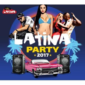 Latina Party 2017 Coffret