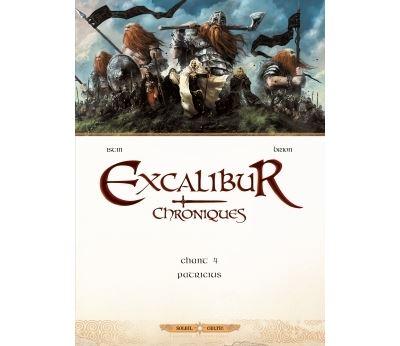Excalibur Chroniques T4 - Patricius