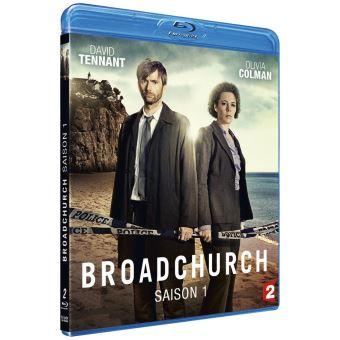 BroadchurchBroadchurch Saison 1 Blu-ray