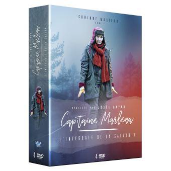 Capitaine MarleauCapitaine Marleau Saison 1 DVD