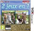 2 Jeux en 1 Haras en Selle + Au Galop 3DS
