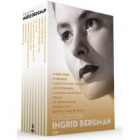 Coffret Ingrid Bergman 8 films DVD