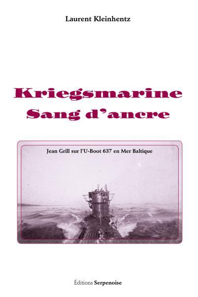 Kriegsmarine Sang d'encre